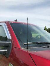 "16"" Black Antenna Mast Rod Power Radio AM/FM for FORD F-250 - F750 2017-2020 New"