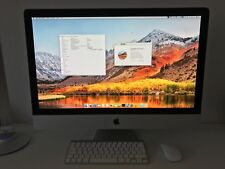 "Apple iMac 27"" 2010 Intel-i7 2,93 GHz 8 GB SSD 256 + 1 TB HD"