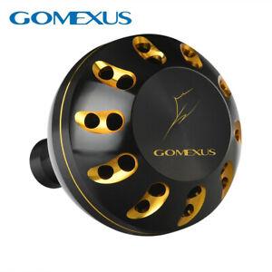 Gomexus Power Knob 45mm For Shimano Daiwa BG Penn Battle Reel Handle Drill Fit