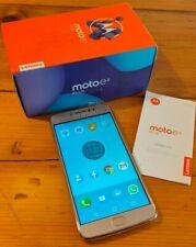 Motorola Moto E4 Plus 16GB, Fine Gold 13MP Camera, 5000mAh Battery - Unlocked