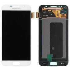 Samsung Galaxy S6 LCD Screen Replacement With Frame,White, G920