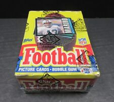 you pick any 20 card lot 1985 / 1986 / 1987 Topps Football set - inc MANY stars!