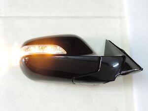 NEW Power Folding Mirror Led light Passenger Side for 08-12 HONDA  ACCORD