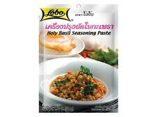 Lobo Holy Basil Assaisonnement Pâte Thaï Basilic 50 G Top Thaïlande Condiment