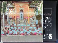 Bali Gamelan music from Sebatu LP & CV NM