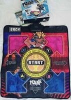 Pump It Up Exceed Dance Mat Pad Xbox Microsoft Bundle Set Very Rare Great Tested