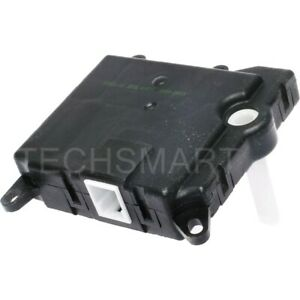 J04012 HVAC Heater Blend Door Actuator Front New for F250 Truck F350 Ford F650