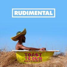 "Rudimental - Toast to Our Differences (12 "" Album) [Vinyl]"
