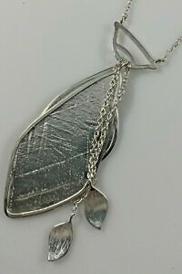 """Silpada Sterling Silver Necklace 16.5"""" Long 12.1 Grams"""