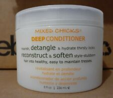 Mixed Chicks Deep Conditioner Nourish, Detangle, Reconstruct Hair 8 oz