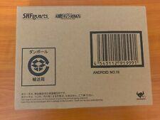 "Bandai Tamashii Nations SH Figuarts Android 16 ""Dragon Ball Z"" Action Figure NIB"