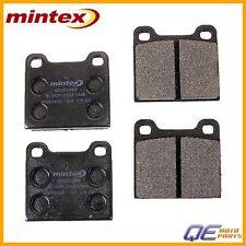 Front Volvo 740 745 760 780 850 940 C70 S70 V70 Brake Pad Set Mintex D102MTX