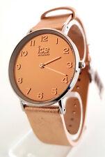 Ice-Watch 014435 CITY MIRROR S Ø 36 mm rosè spiegelnd Damenuhr NEU OHNE BOX 16
