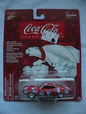 Johnny Lightning Coca Cola 1970 Ford Torino Polar Bear series #3 item #309-07