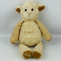 "Scentsy Buddy Lenny the Lamb Plush 15"" Stuffed Animal Sheep No Scent Pack"