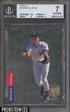 1993 SP Foil #279 Derek Jeter New York Yankees RC Rookie BGS 7 w/ 9.5