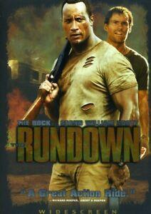 The Rundown (Widescreen Edition) DVD, John Gries, Ewen Bremner, Rosario Dawson,