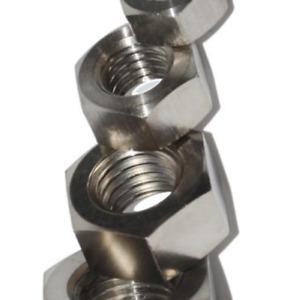 Titanium Hex Nut DIN934 - M5 M6 M8 M10 M12 M14