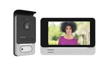 Philips welcomeeye Connect Video intercomunicador puerta timbre pantalla táctil incl. app