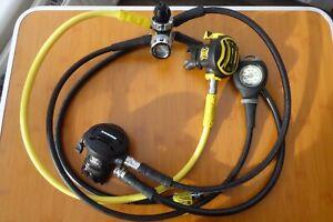 Apeks XTX 40 Scuba Diving Regs