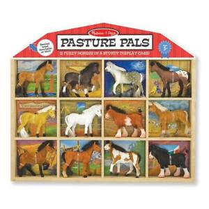 Melissa & Doug Childrens Pasture Pals Animal Play Set 3+ years
