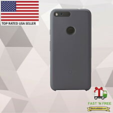 Google Silicone Slim Case Cover for Google Pixel Gray