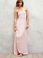 Victoria's Secret Maxi Dress Foldover Multi-Way Dress Skirt SOLD OUT Peach SMALL