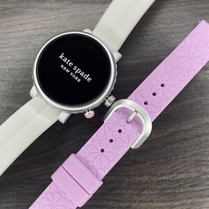 NEW kate Spade NEW YORK Scallop Smartwatch 2 Gift Set KST2018SET KST2018 Women's