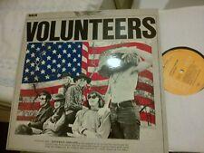 "LP 12"" JEFFERSON AIRPLANE VOLUNTEERS RCA GERMANY REISSUE LAMINATED EX++/N-MINT"
