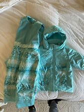 Spyder Girls Snow Bib And Jacket 4T