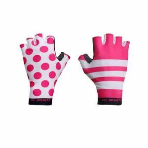 Anti Slip Bicycle Gloves Gel Pad Short Half Finger Cycling Glove Bike