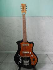 Elgava Unica - 2 USSR Rare Vintage Electric Guitar Soviet Russian