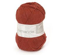 50g AMANDE CHEVAL BLANC Baumwolle Kaschmir Cotton Cashmere Babywolle Wolle 151