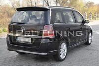 Vauxhall OPEL Zafira B MK2 05-11 REAR ROOF SPOILER OPC Look boot trunk minivan