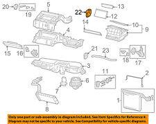 TOYOTA OEM 05-15 Tacoma 4.0L-V6 Evaporator Heater-Servo 8710604050