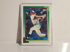 1990 Sammy Sosa Rookie card RARE PORCELAIN NUMBERED