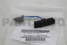 253809U00A Genuine Nissan SWITCH ASSY-TRUNK OPENER 25380-9U00A