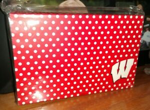 Wisconsin Badgers Game Day Outfitters Gift Card With Envelopes (8pack)