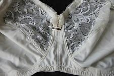 Pasturnette Cream Lace Confidence Non Wired Full Cup  34D