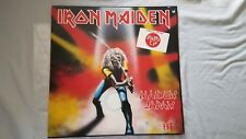 "Iron Maiden 12"", Vinyl Maiden Japan Lp, flight of icarus and the trooper"