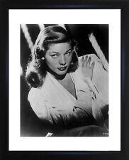 Lauren Bacall Framed Photo CP0283