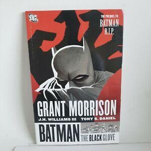 Batman: the Black Glove SC by Grant Morrison (2009, Trade Paperback)