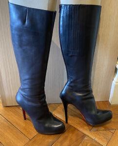 Christian Louboutin Alta Ariella Boots 41