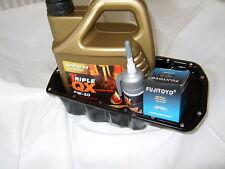 Moteur carter d'huile pan kit peugeot 5008 partner rcz 1.6 vti thp gti à partir de 2007