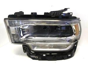 2019-2021 Dodge RAM 2500 3500 LED Headlight Left Hand OEM 68360181