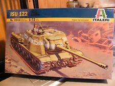 Italeri ISU 122  unopened        1/72