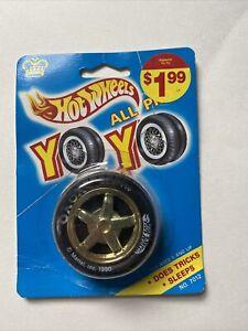 Hot Wheels All Pro Yo-Yo - 1990
