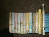 Lot of 13 Hardcover Vintage Little House on the Prairie Wilder Garth Williams
