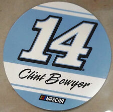 Nascar #14 Clint Bowyer Jumbo Number Magnet-nascar Large Magnet Sports Mem, Cards & Fan Shop Racing-nascar