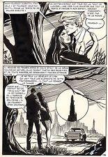 DE FLAMME ET D'OMBRE (VICENTE FARRES) PLANCHE HALLUCINATIONS PAGE 134